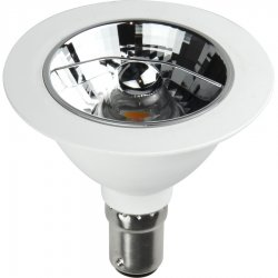 7 watt AR70 BA15d 827 LED